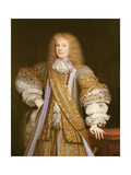 Portrait of Sir John Corbet of Adderley Giclee Print by John Michael Wright