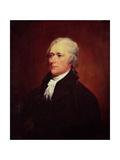 Alexander Hamilton, C.1804 Giclee Print by John Trumbull