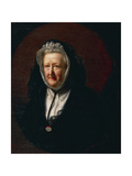 Portrait of Mary Delany, Born Granville (1700-1788) Giclee Print by John Opie