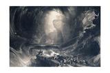 The Deluge, 1828 Giclée-Druck von John Martin