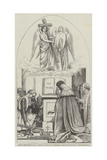 Cartoon, Religion Giclee Print by John Callcott Horsley