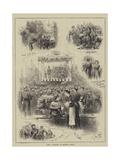 HMS Pinafore at Hanwell Asylum Giclee Print by John Jellicoe