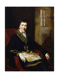 Sir John Soane Giclee Print by John Jackson