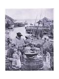 The Shipwright Giclee Print by John Robertson Reid