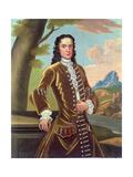 Stephen Van Rensselaer (1707-47) C.1730 Giclee Print by John Watson