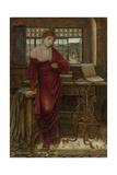 Isabella Giclee Print by John Melhuish Strudwick