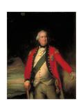 Charles, 2nd Earl and 1st Marquis Cornwallis, C.1795 Giclee Print by John Singleton Copley