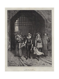 The Flag of Truce Giclee Print by John Pettie