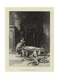 The Death of Cleopatra Giclee Print by John Collier