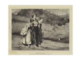 Blithe May Day Giclee Print by John Pettie