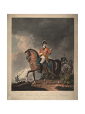 Field Marshal His Grace the Duke of Wellington, 1814 Giclee Print by John Massey Wright