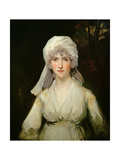 Portrait of a Lady Wearing a Turban, C.1795 Giclee Print by John Hoppner