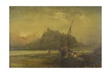 Beach Scene Giclee Print by John Sell Cotman