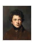 Portrait of a Young Man, C.1800 Giclee Print by John Opie