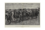 Royal Ascot, the State Procession Passing Up the Course Giclee Print by John Charlton
