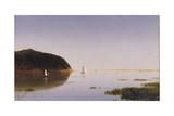 Shrewsbury River, New Jersey, 1859 Giclee Print by John Frederick Kensett