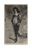 The Time and Place Giclee Print by John Pettie