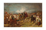 The Wappenshaw: a Shooting Match Giclee Print by John Faed