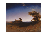 Moonlight Giclee Print by John Martin