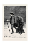 A Dreary Day Giclee Print by John Dawson Watson
