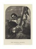 Una Seguidilla Gitanesca Giclee Print by John Phillip
