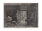 The Duenna's Return Giclee Print by John Callcott Horsley