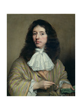 Sir William Bruce (C.1630-1710), C.1664 Giclee Print by John Michael Wright