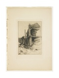 The Abandoned Mill, 1888-1889 Giclee Print by John Henry Twachtman