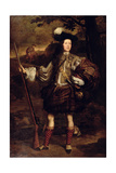 Sir Mungo Murray (1668-1700), C.1683 Giclee Print by John Michael Wright