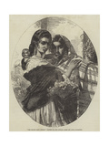 The Spanish Gipsy Sisters Giclee Print by John Phillip