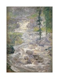The Rainbow's Source, C.1890-1900 Giclee Print by John Henry Twachtman