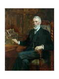 The Right Honourable Samuel Cunliffe Lister (Baron Masham of Swinton), 1901 Giclee Print by John Collier