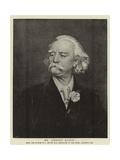 Mr August Manns Giclee Print by John Pettie