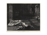 The Plague Giclee Print by John Collier