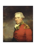 An Unknown British Officer, Probably of 11th (North Devonshire) Regiment of Foot, C.1800 Giclee Print by John Hoppner