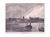 Greenwich Hospital Giclee Print by John Fulleylove