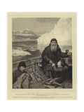 The Last Voyage of Henry Hudson Giclee Print by John Collier