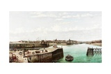Sunderland Harbour, 1883 Giclee Print by John Smith