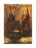 The Chieftain's Candlesticks Giclee Print by John Pettie