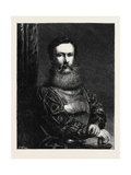 A Soldier, 1868 Giclee Print by John Phillip