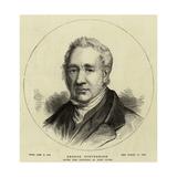 George Stephenson Giclee Print by John Lucas