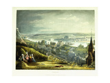 A View of Vernon, 1821 Giclee Print by John Gendall