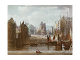 Le Havre Giclee Print by John Gendall