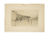 Bridgeport, 1888-1889 Giclee Print by John Henry Twachtman