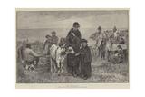 The Fatherless Giclee Print by John Robertson Reid