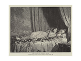 The Death of Albine Giclee Print by John Collier