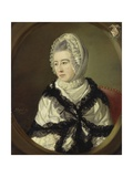 Portrait of a Lady, 1768 Giclee Print by John Russell
