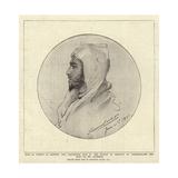 Kaid El Mehedi El Mehebbi Giclee Print by John Seymour Lucas