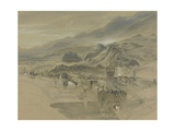 D View of Sion Giclee Print by John Ruskin