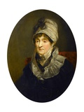 Portrait of a Lady (Mrs Parry, the Mother of Sir W.E. Parry, Rn), C.1824 Giclee Print by John Jackson
